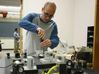 Advanced lab experiment