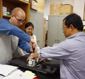 Advanced Physics lab